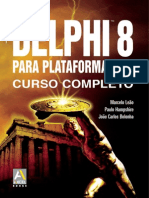 Programação - Delphi 8 - Curso Completo