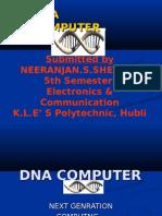 Neeranjan's Dna