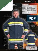 Nomex Model Fire Eco