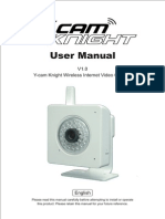 Ycam Knight Usermanual v1