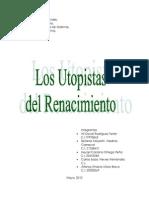 Utopistas Del Renacimiento