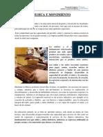 Musica y Movimiento Proy y Temario Infantil