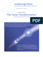 The Great Transformation - Oct 2007