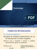 Aula 03 - Toxicologia