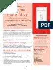 A Teacher's Guide to Mapping Manhattan