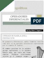 Cap1. Operadores Diferenciales2013