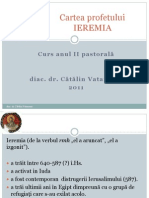 Suport Curs Ieremia