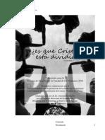 SOUC 2014 - Subsidio Para Las Comunidades