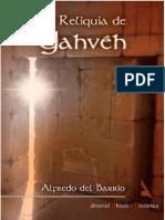 La Reliquia de Yahveh - Alfredo Del Barrio