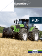 Deutz Fahr Tractor Agricola 3