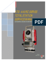 Service Manual KTS440RC