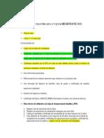 Documentos Para Ingreso