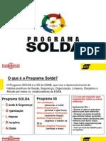 Reciclagem Programa SOLDA - 5S Site 1 e 2