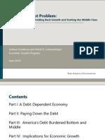 America's Debt Problem: