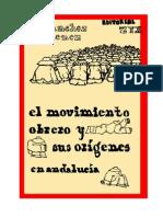 El Movimiento Obrero y Sus Origenes en Andalucia