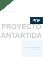 Catálogo Proyecto Antártida