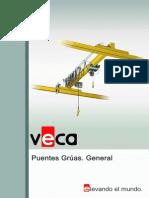 Catalogo General Puentes Grua