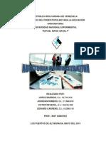 Auditoria Adminsitrativa Trabajo