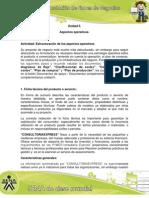 Actividad de Aprendizaje Unidad 5, Estructuración de Los Aspectos Operativos
