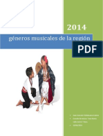 Géneros Musicales de La Región Piura