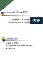 Introducion UML