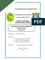 practica N° 4 Monografia bebida refrescante chicha morada agroindustrias coki love