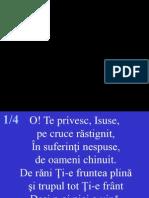 017 O Te Privesc Isuse... RE