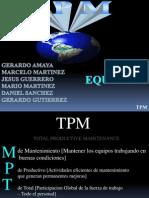 Tpm Equipo 3