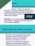 Cliente - Servidor.ppt
