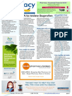 Pharmacy Daily for Tue 17 Jun 2014 - EMA to review ibuprofen, API partners Fred, NZ pandemic stock, Guild update and much more