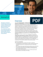 WorkshopPLUS-Windows Server 2003-2008 Active Directory Troubleshooting.p...