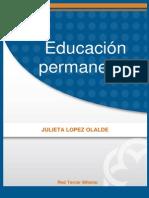 Educacion Permanente
