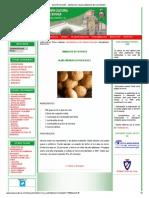 Gastronomía - Amasijos_ Almojábanas Boyacenses