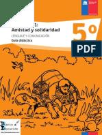 Guía Didáctica 5 Lenguaje Diarioeducacion Blog