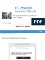 Avamar BE Distribution (2)