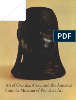 Art of Oceania Africa and the Americas From the Museum of Primitive Art