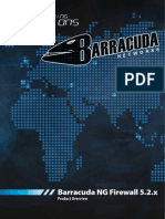 Barracuda NG Firewall Product Guide