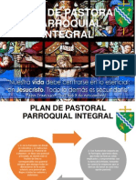 Plan de Pastoral Parroquial Integral