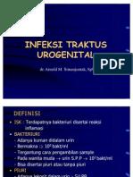 infeksi traktus urogenital