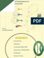 Global Training and Development - Kelly, Anoushka
