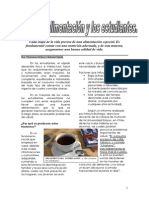 Mala Nutricion en Estudiantes Universitarios