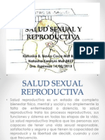 Salud Sexual y Reproductiva -p