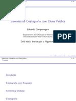 Matemática Modular e Criptografia