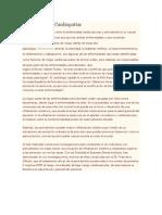 Periodontitis y Cardiopatías