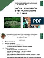 Legislacion Forestal III