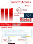 Microsoft Access 2010- Clase 0002
