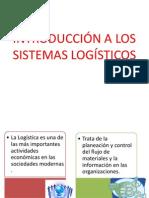 Introduccion a Los Sistemas Logisticos