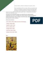 El Surrealismo Es Movimiento Artístico y Literario Fundado Por El Poeta y Crítico Francés André Breton