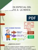 Regimen Especial Del Impuesto a La Renta (Expo) [Ultimo]
