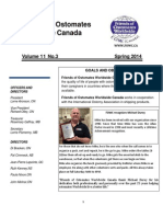 FOWC Newsletter Spring 2014